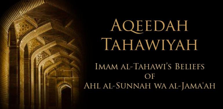 aqeedah-tahawiyah
