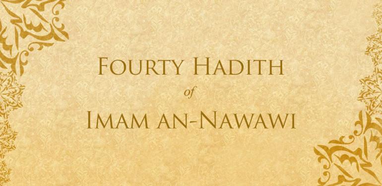 forty-hadith-of-imam-nawawi
